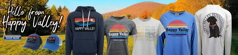 Happy Valley Fall 2020