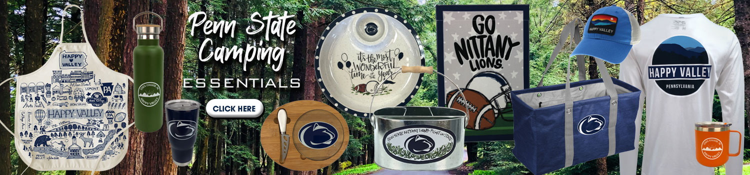 Penn State Camping Essentials